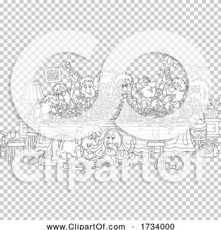 Transparent clip art background preview #COLLC1734000