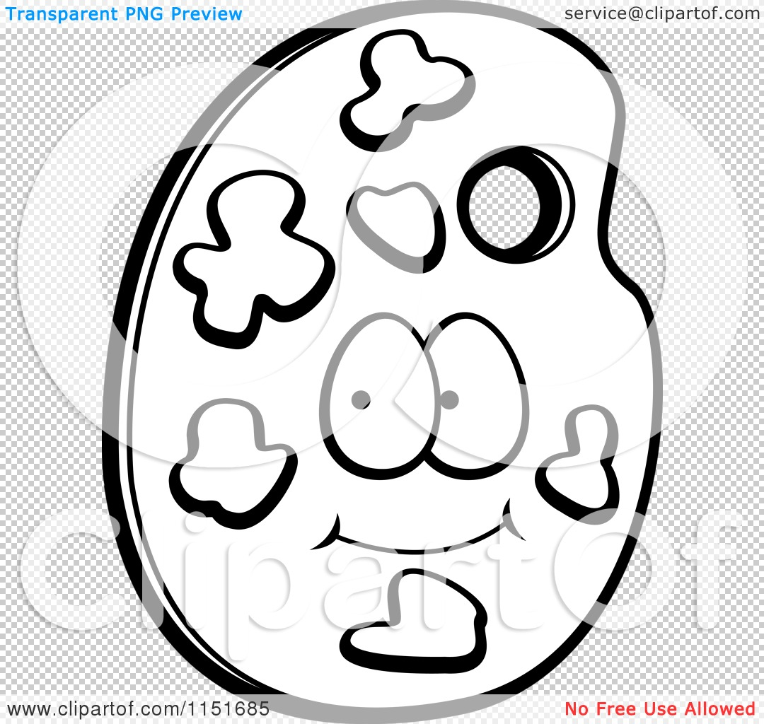 Artist Palette Coloring Page excellencetell