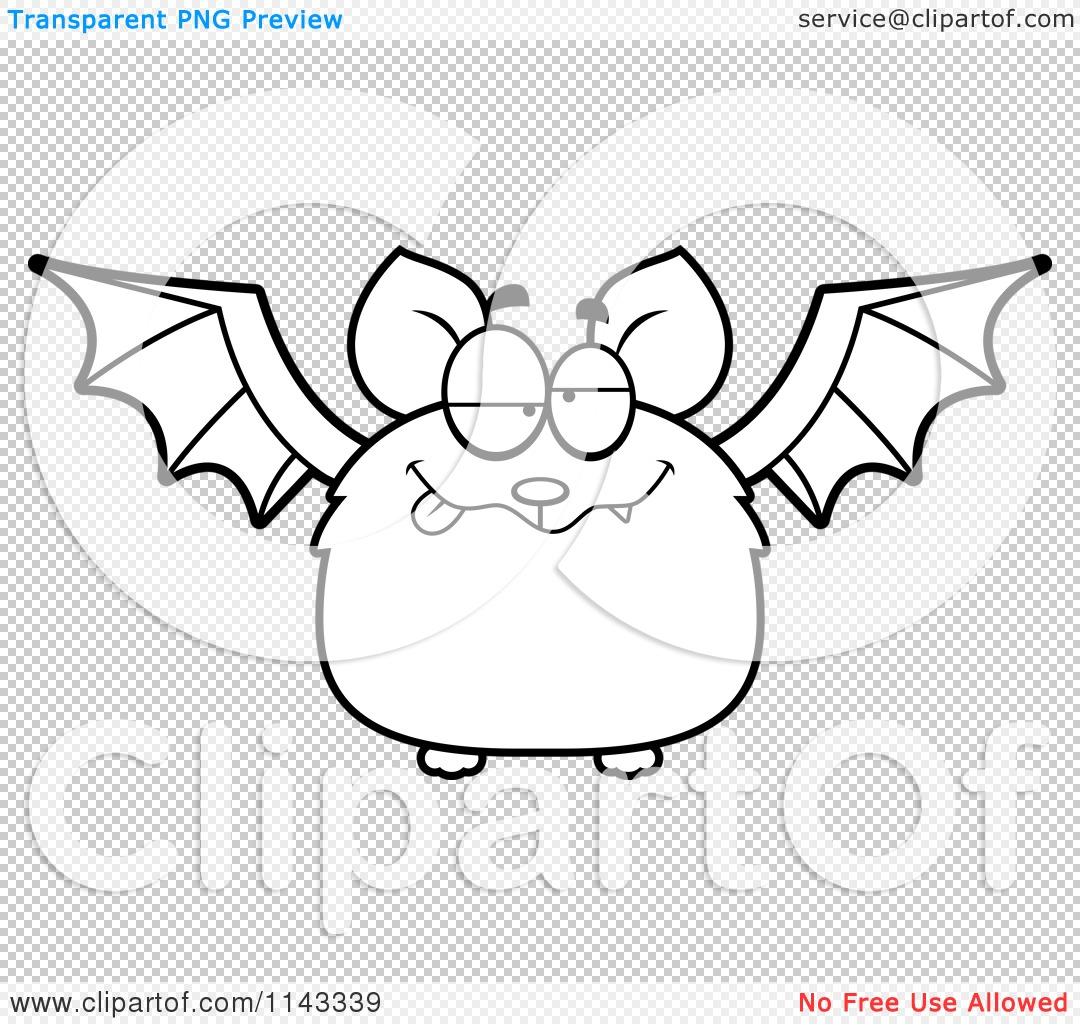 Coloring Pages Bats