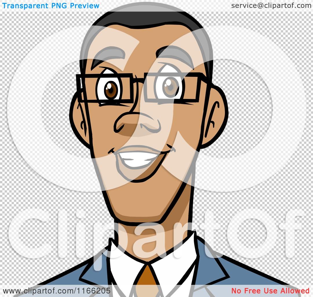 Cartoon Watch Png -cartoon Black Businessman Checking - Black Business Man  Clipart, Transparent Png , Transparent Png Image - PNGitem