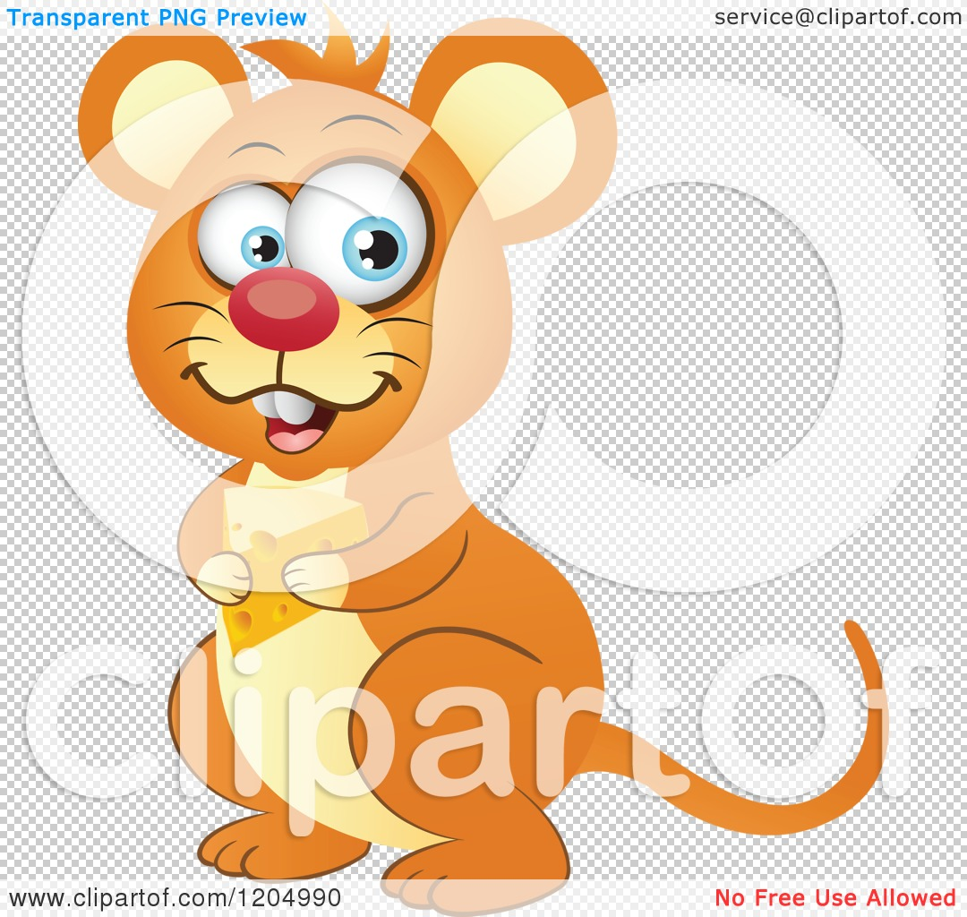 clipart mouse eating cheese - photo #28