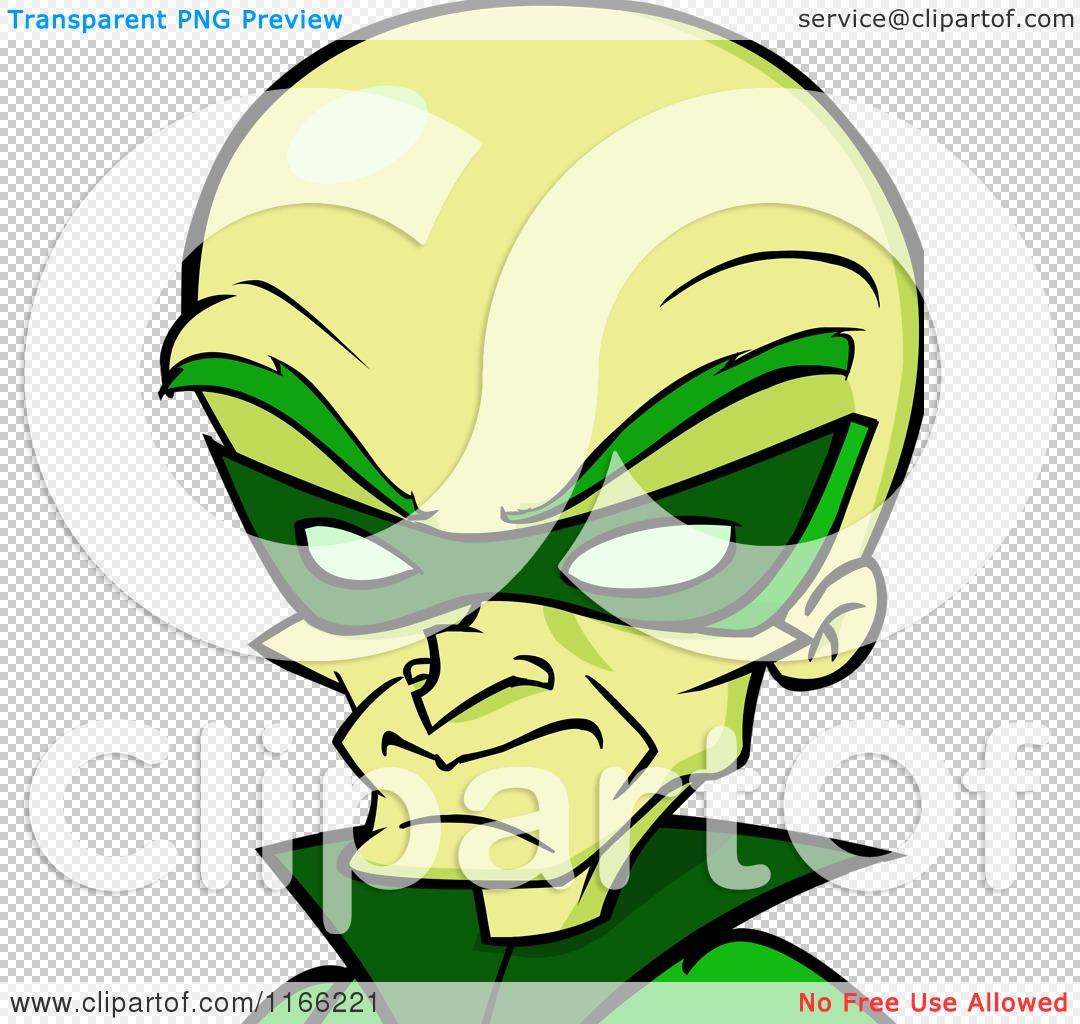 Cartoon of a dr naughty villain avatar royalty free vector clipart
