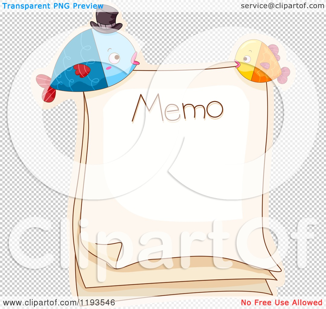 cartoon of a memo page fish magnets royalty vector png file has a