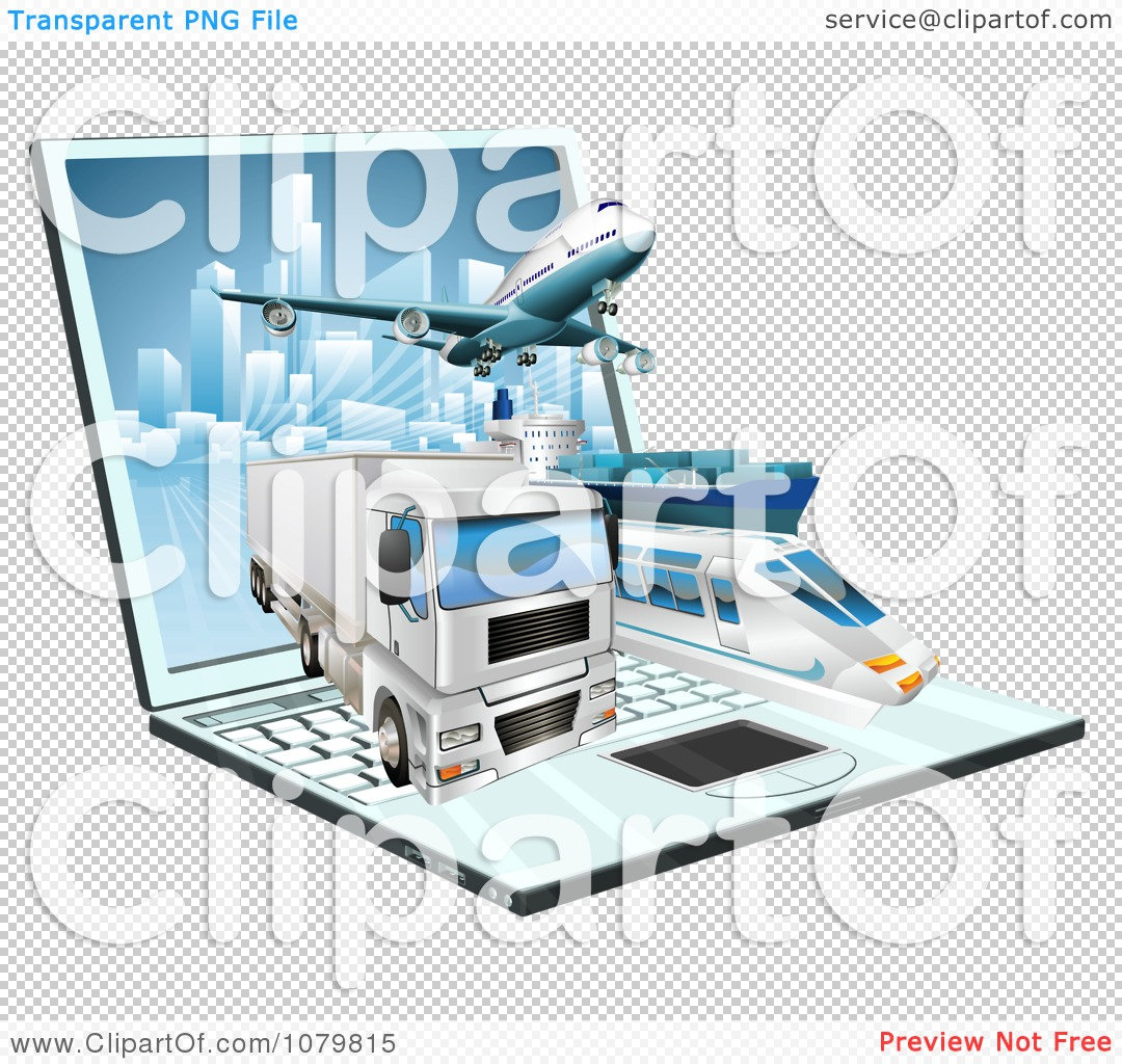Logistics Clipart Royalty free clipart