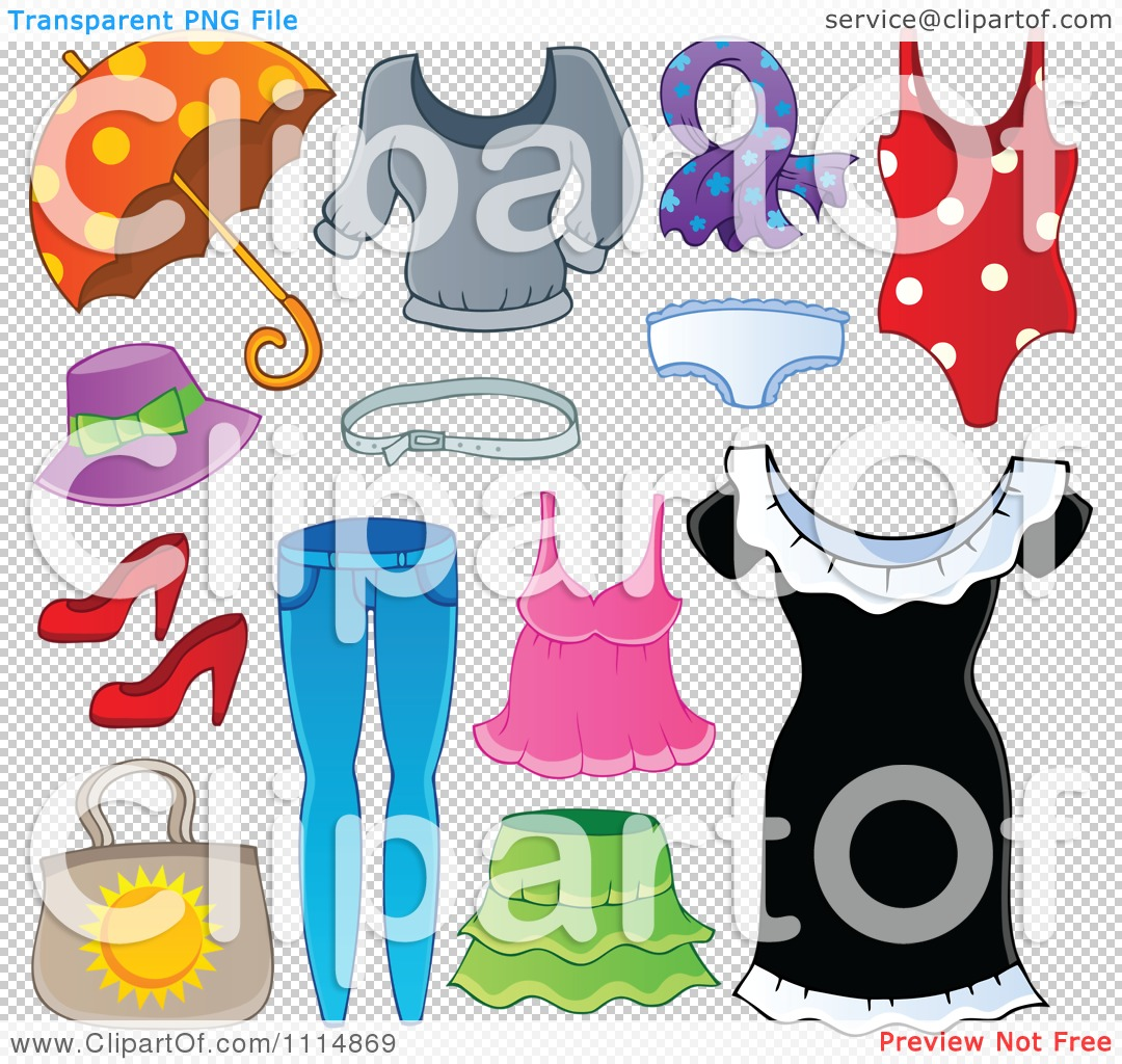 Displaying 19> Images For - Kids Summer Clothes Clipart...