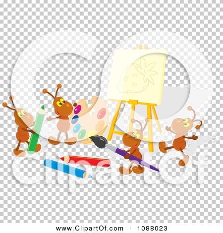 Transparent clip art background preview #COLLC1088023