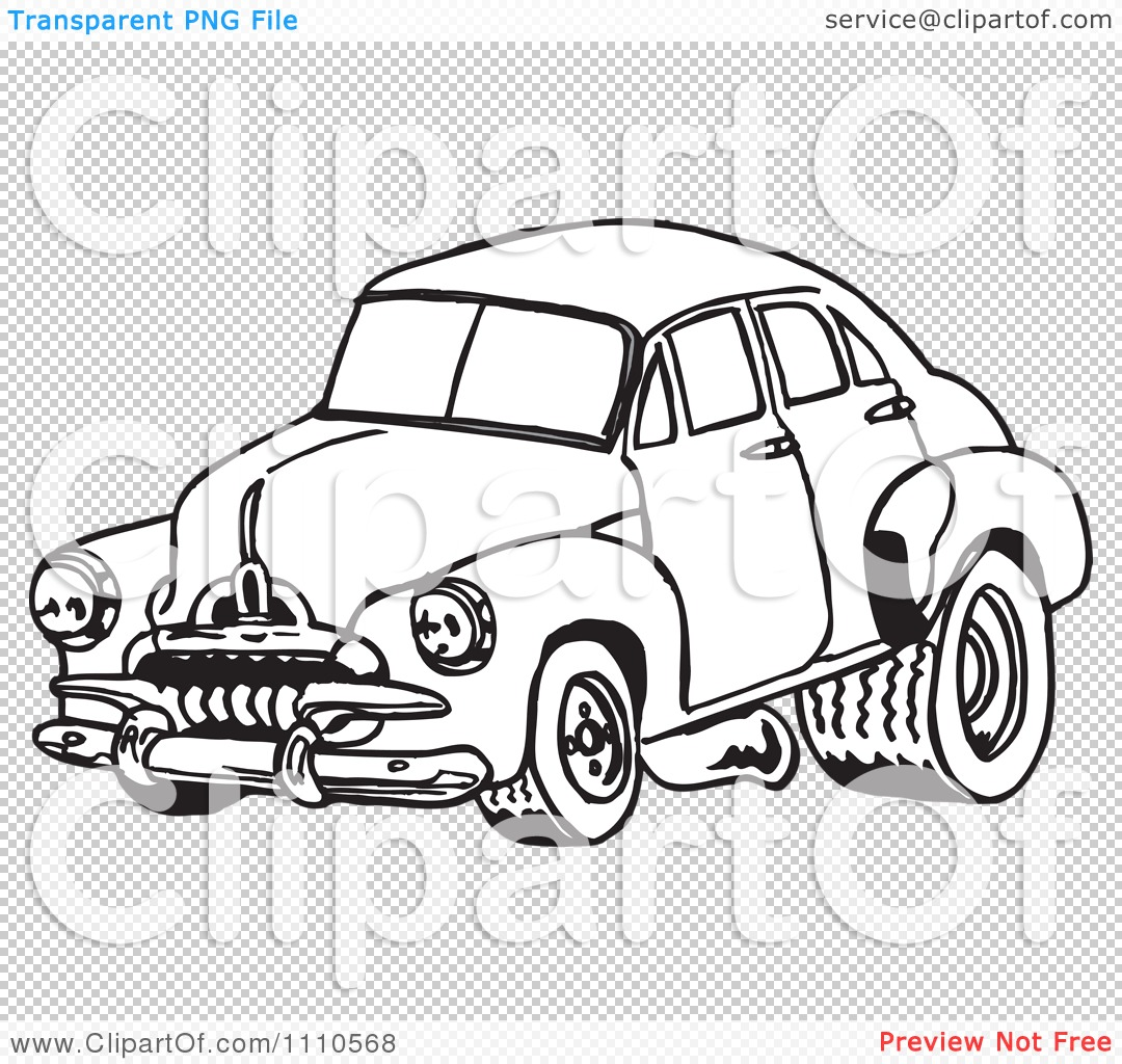 Clipart Black And White Racing Fj Holden Car 1 Royalty