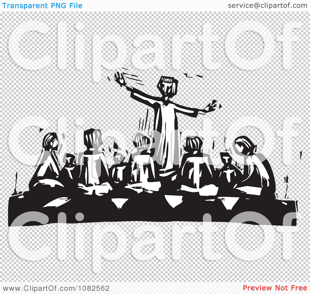 Free Teacher Clip Art Black and White
