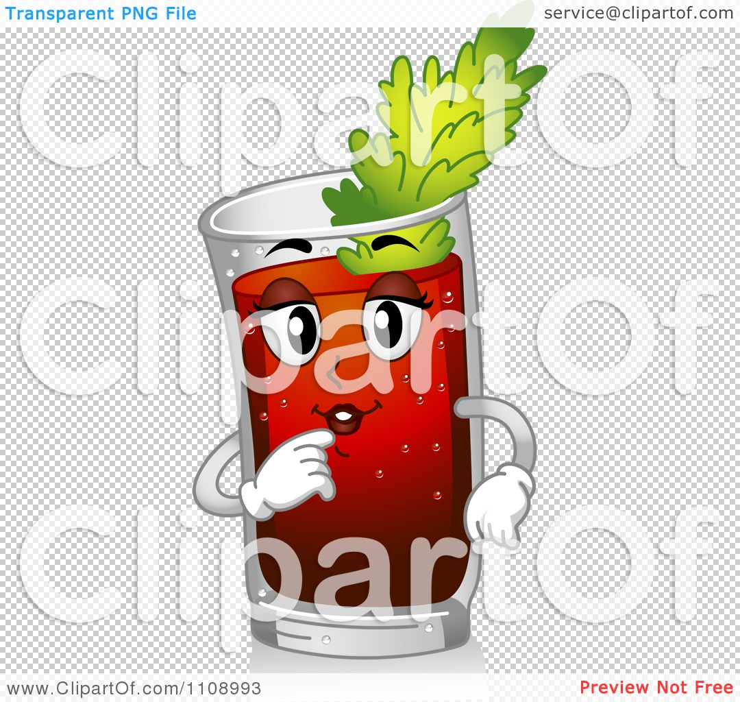 bloody mary drink clipart - photo #36