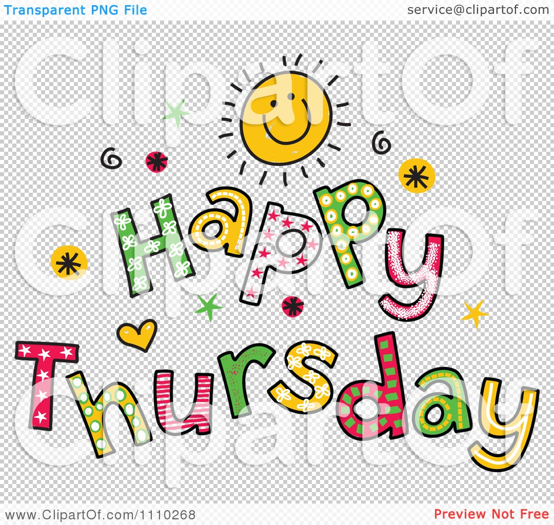 Happy Friday Clip Art Royalty free clipart