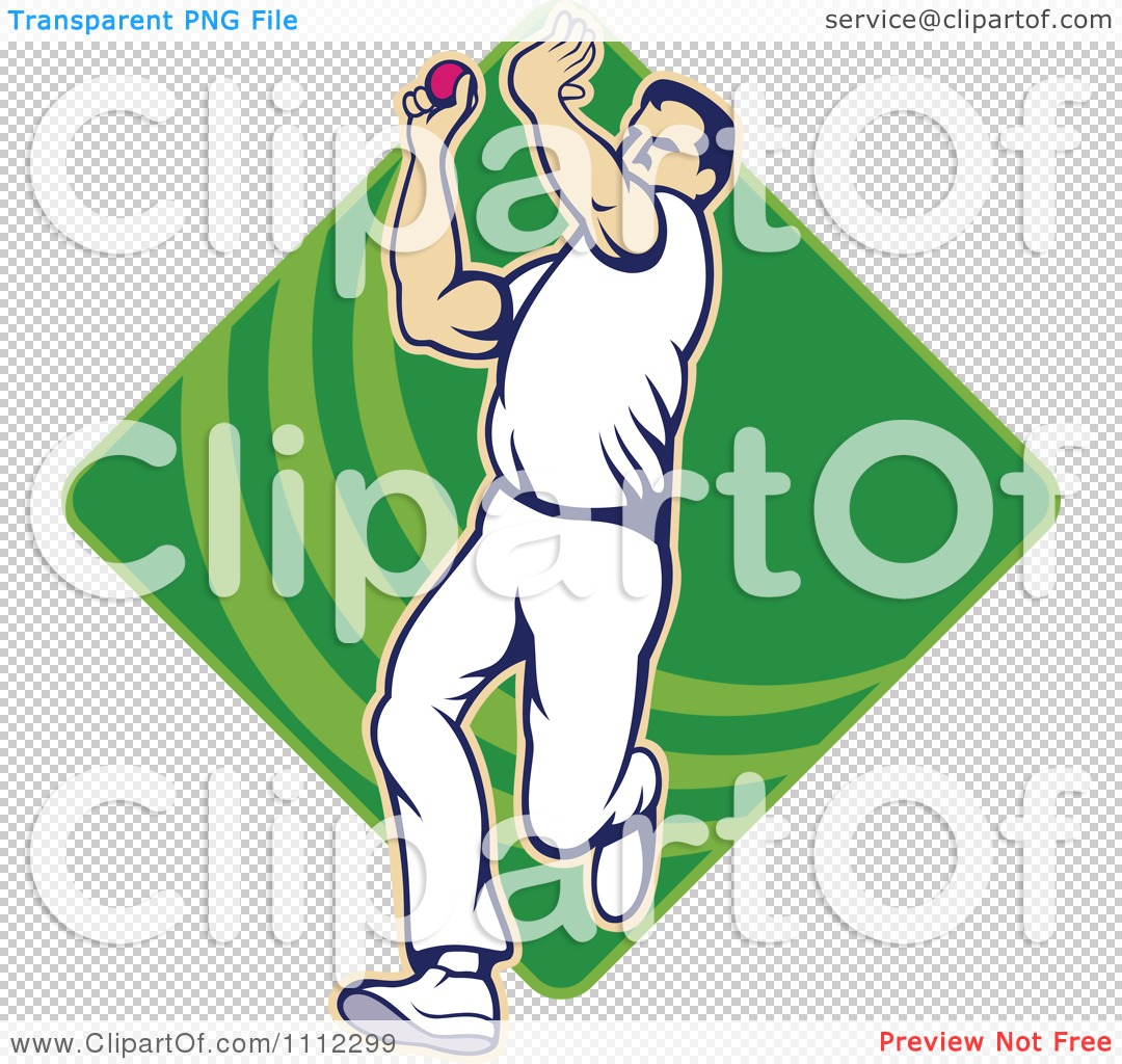 Bowling Cricket Drawing Png File Has a