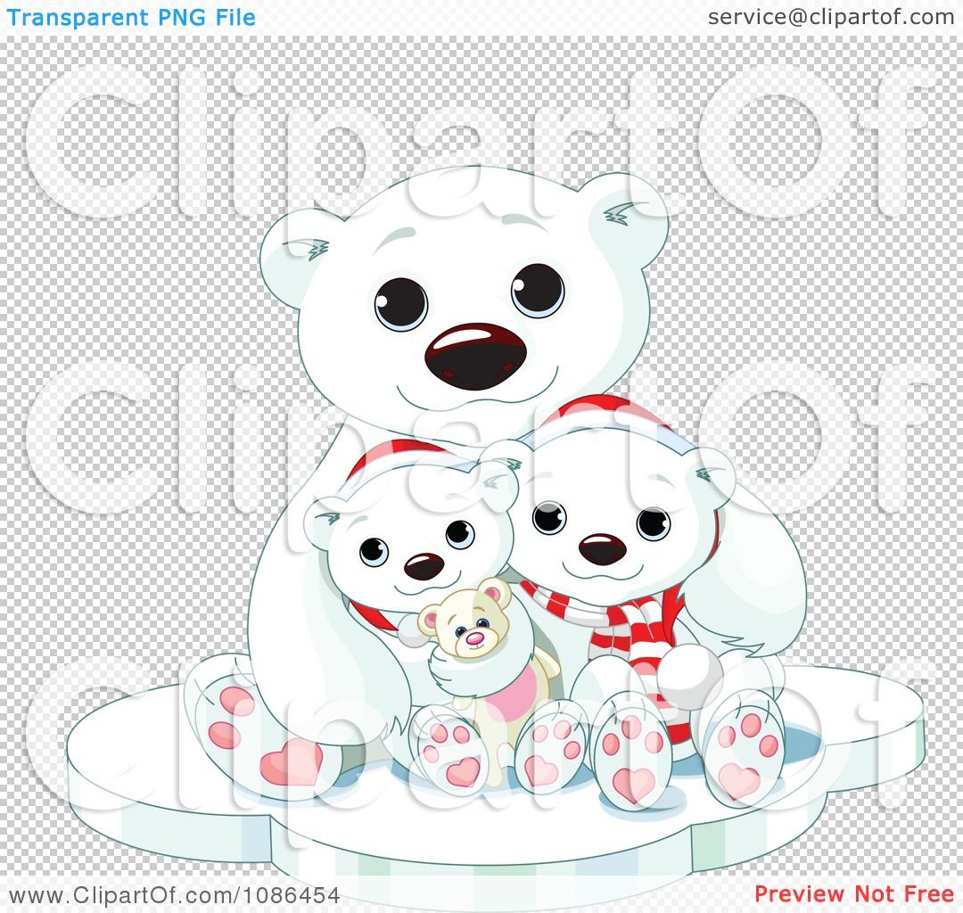 free clip art bear family - photo #37