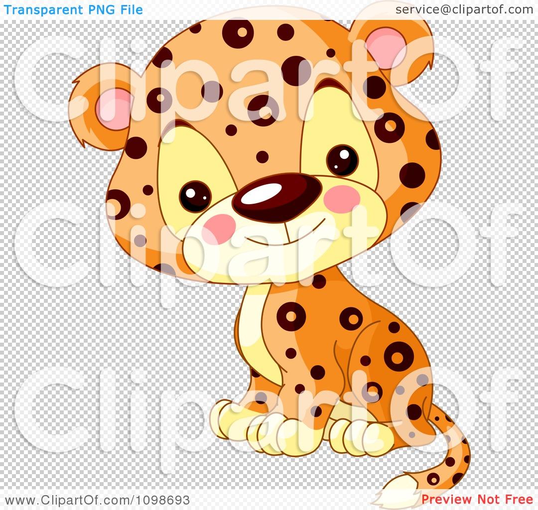 cute jaguar clipart - photo #39