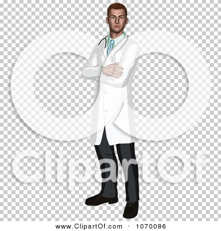 fa53ef8f6e5 Royalty-Free (RF) Clipart of Male Doctors, Illustrations, Vector Graphics #1