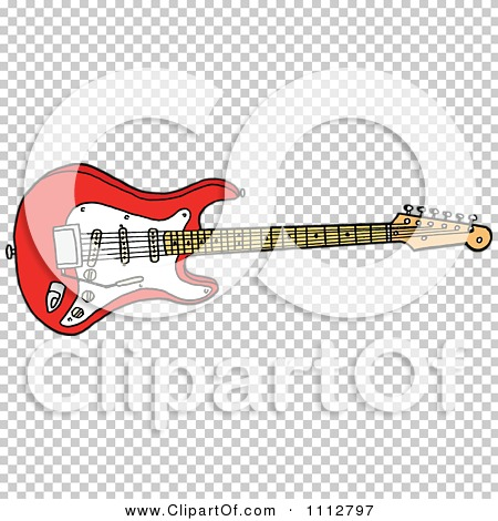 Clipart Fiesta Red Fender Stratocaster Electric Guitar