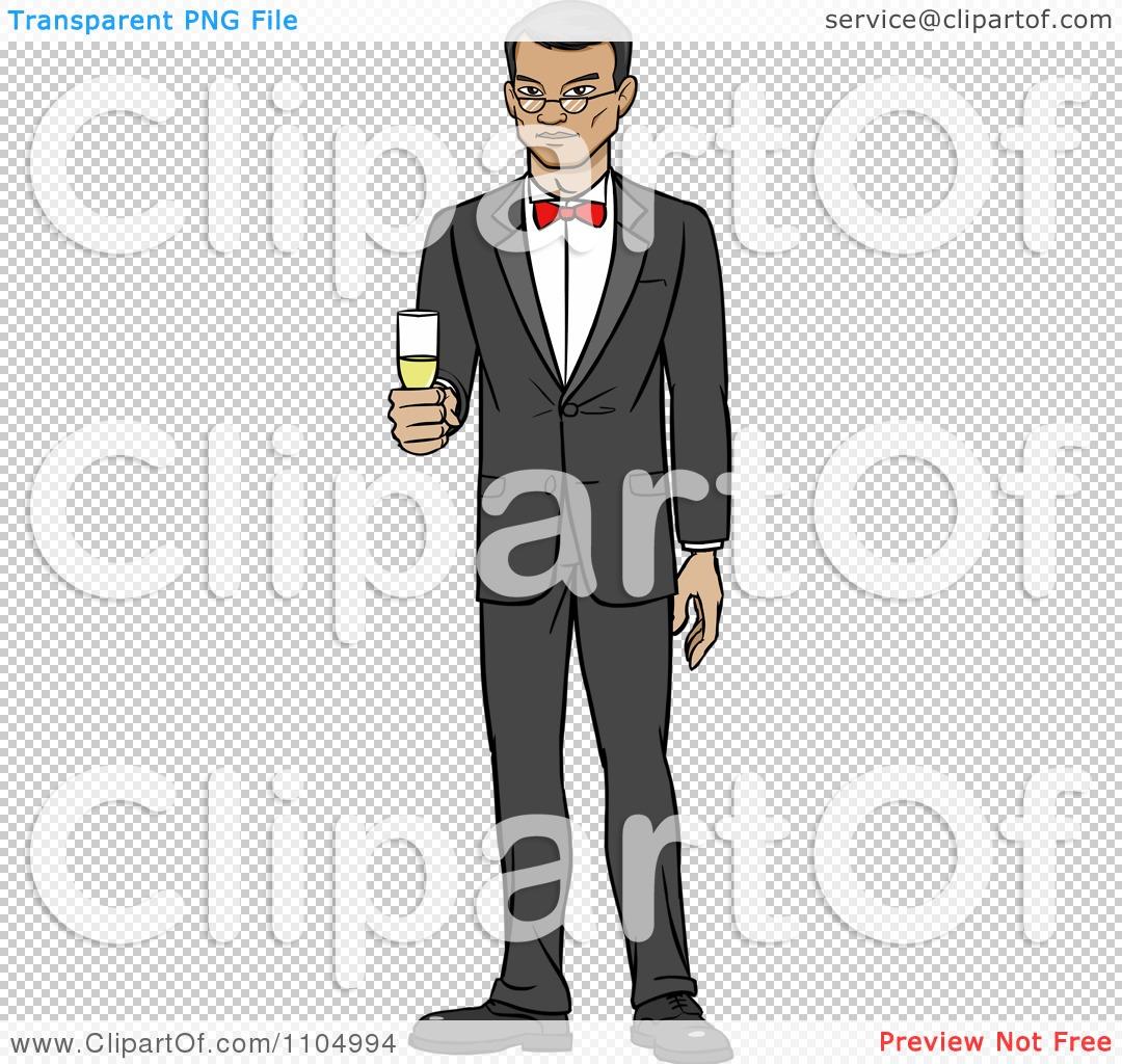Clipart Man Tuxedo