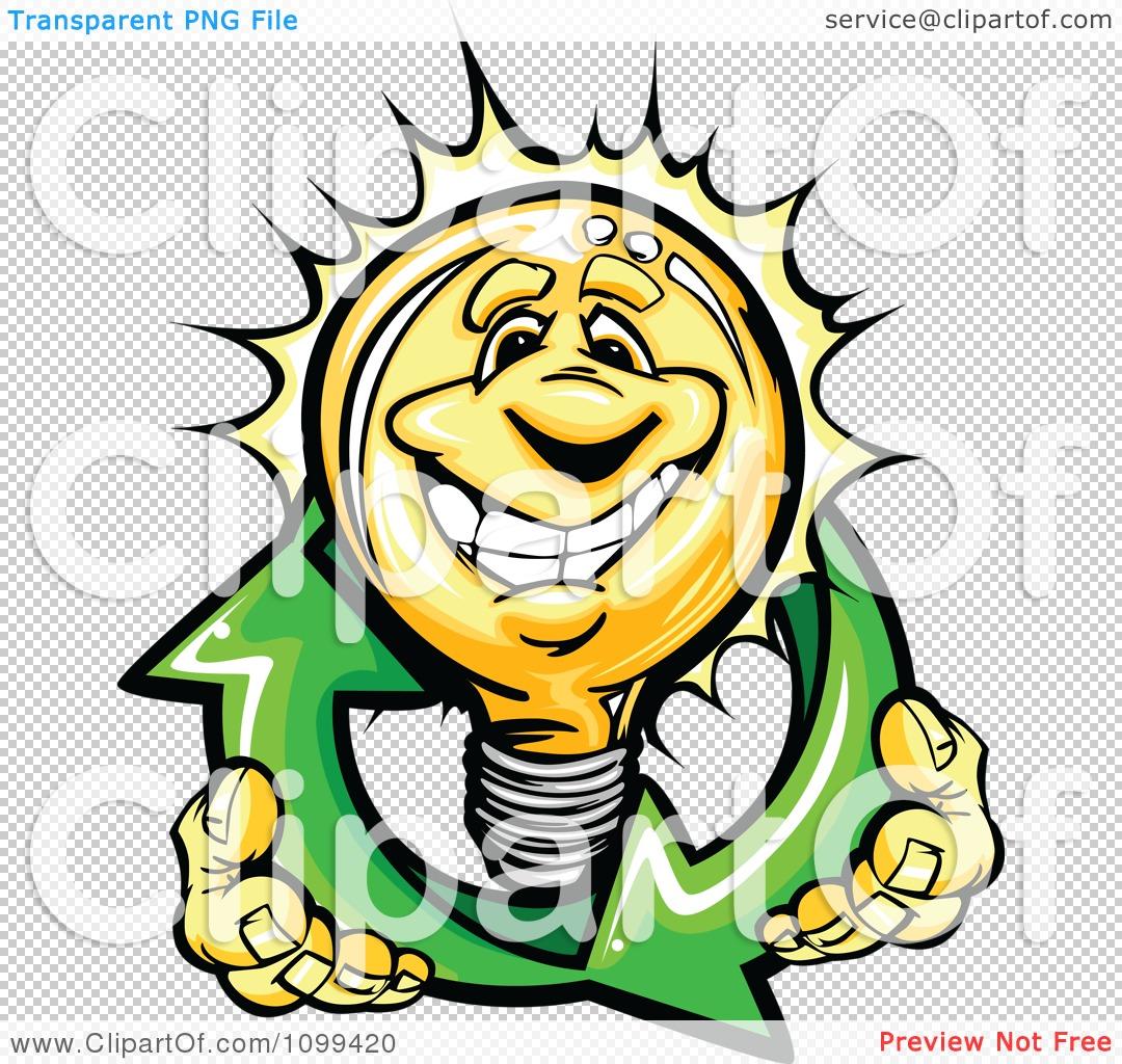 clipart happy yellow light bulb mascot holding renewable solar rh clipartof com cub scouts arrow of light clipart Arrow of Light Award
