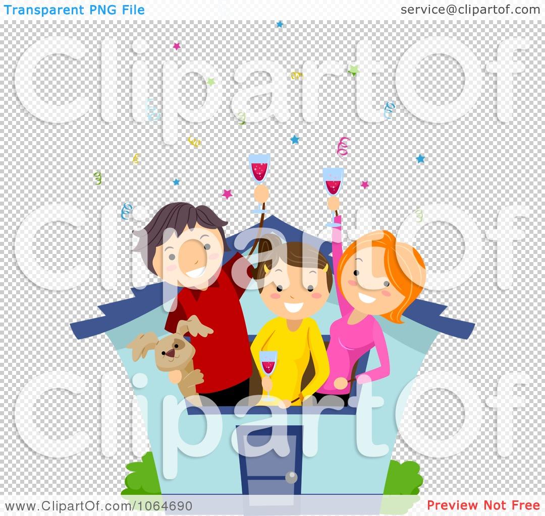 clipart housewarming - photo #22