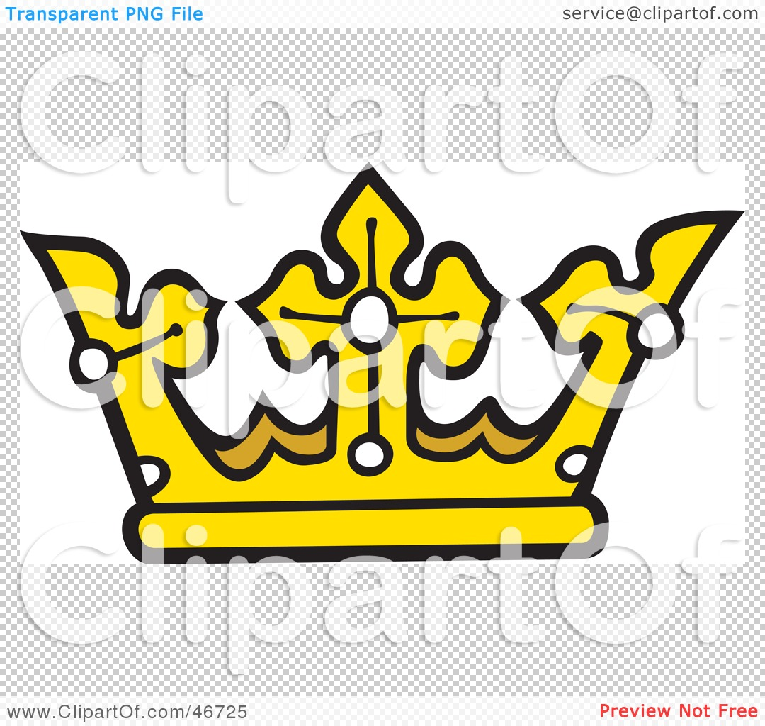 free cross and crown clipart - photo #44