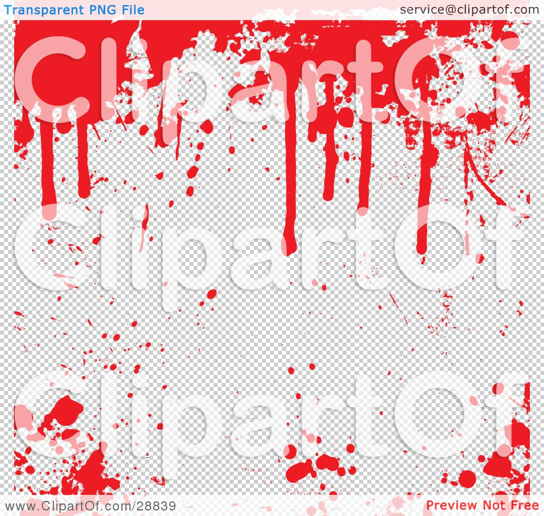Blood Transparent Png The png file has a transparent