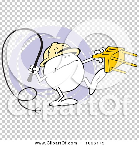 Clipart Moodie Lion Tamer - Royalty Free Vector Illustration by ...