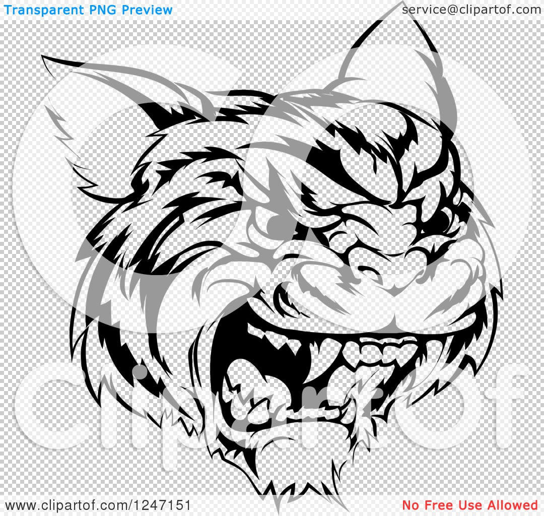 Displaying 18> Images For - Hissing Cat Clip Art...