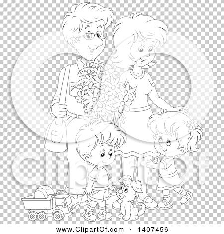 Transparent clip art background preview #COLLC1407456