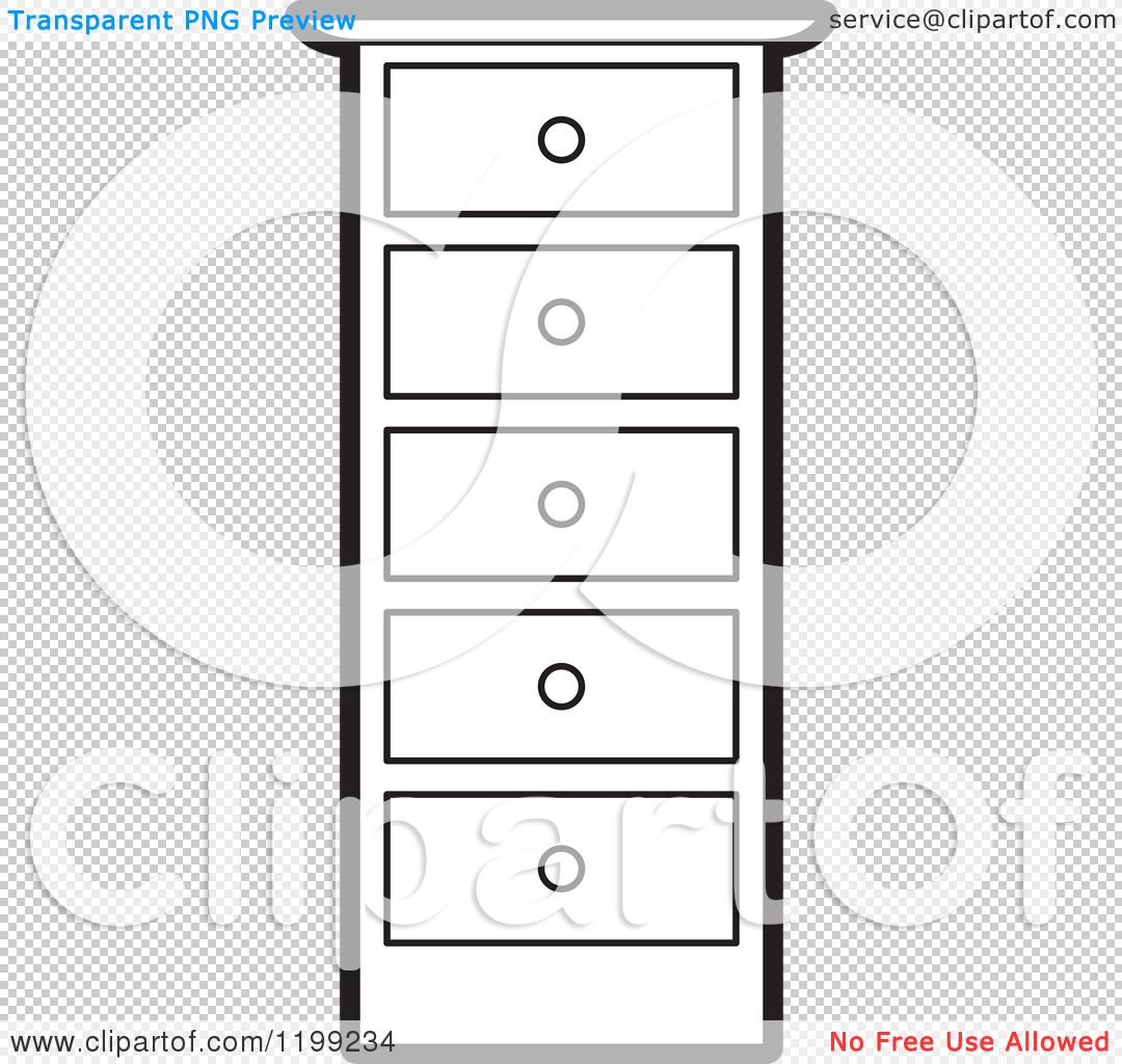 dresser clipart black and white. png file has a dresser clipart black and white i