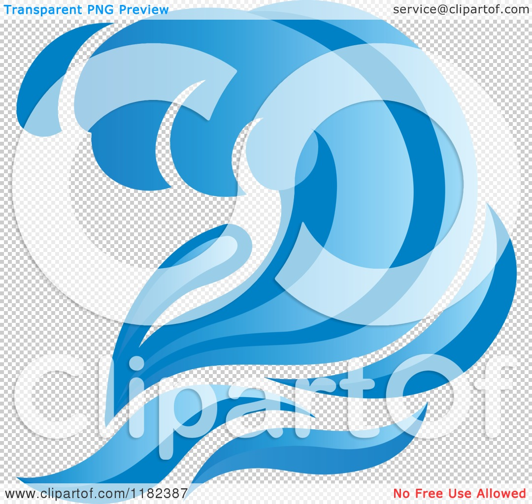 Tidal Wave Clip Art Royalty free clipart