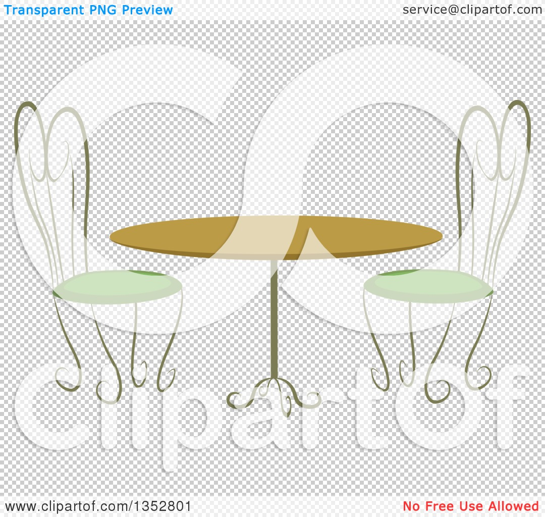 Cafe table and chairs png - Png File Has A