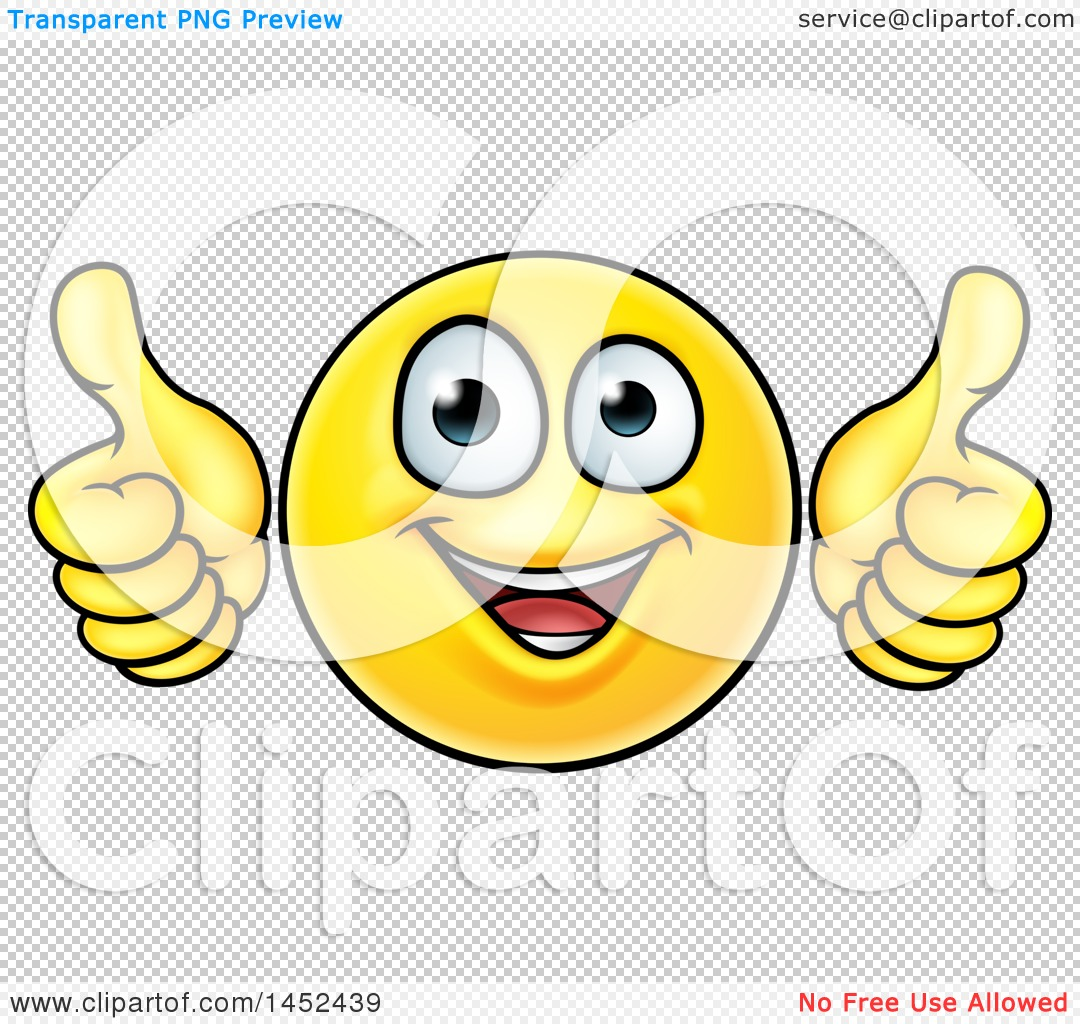clipart of a cartoon happy yellow emoji smiley face emoticon holding rh clipartof com