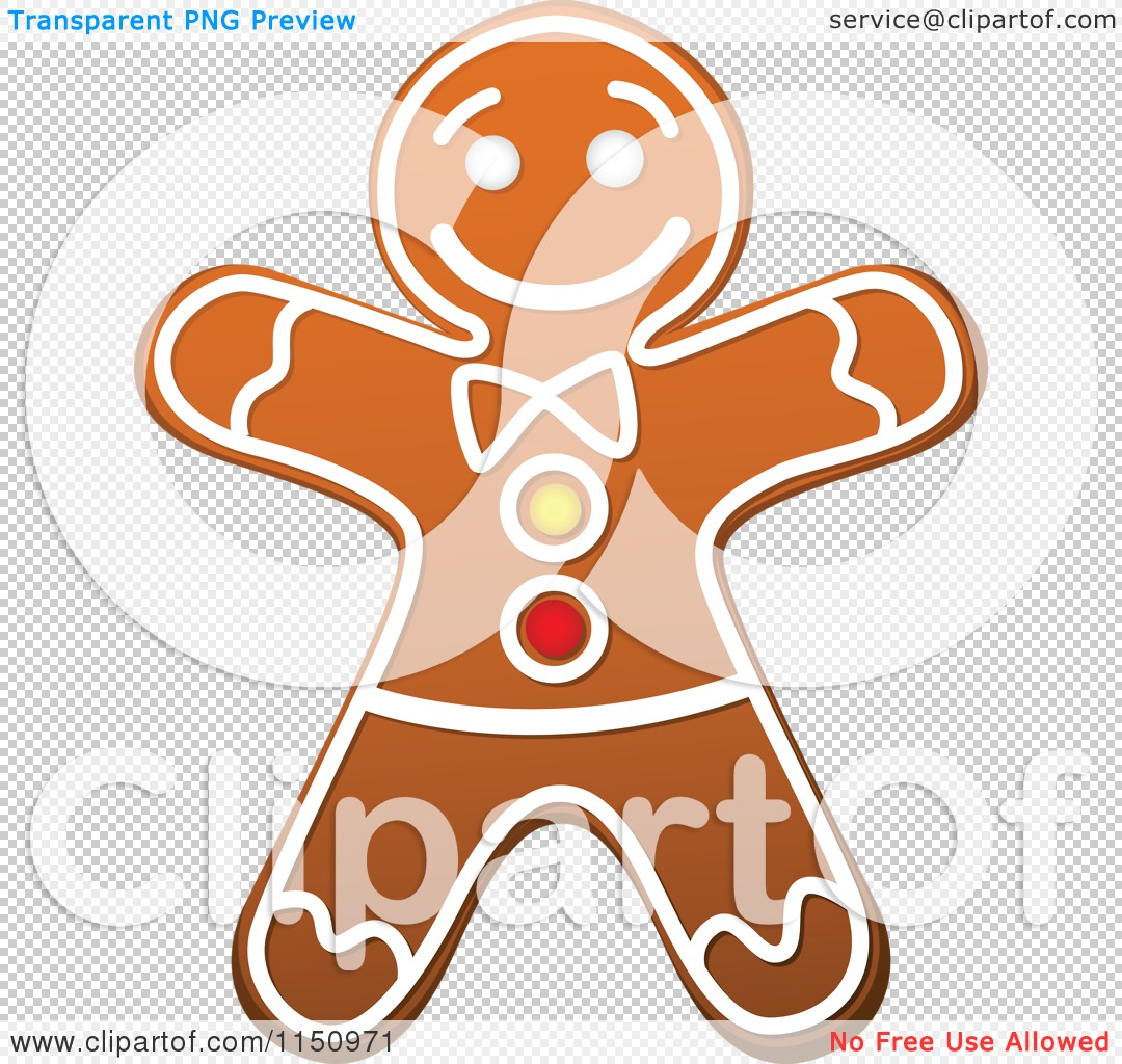 Vector christmas candy pictures - Gingerbread Man Png Gingerbread Man Cookie