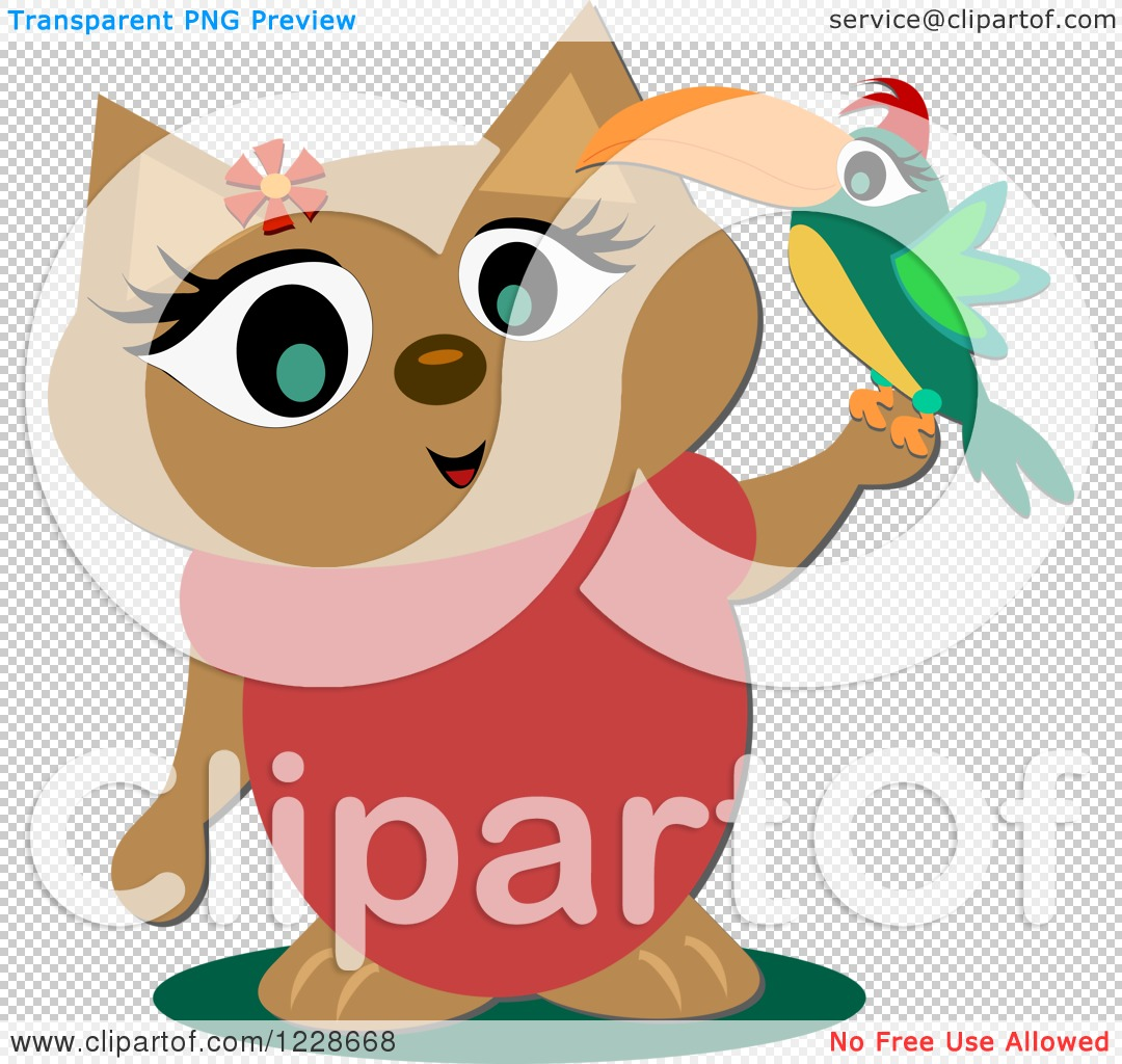 Happy Cat Clipart Clipart of a happy cat with a Smiling Dog And Cat