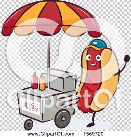86ef9931235b Royalty-Free (RF) Hotdog Clipart