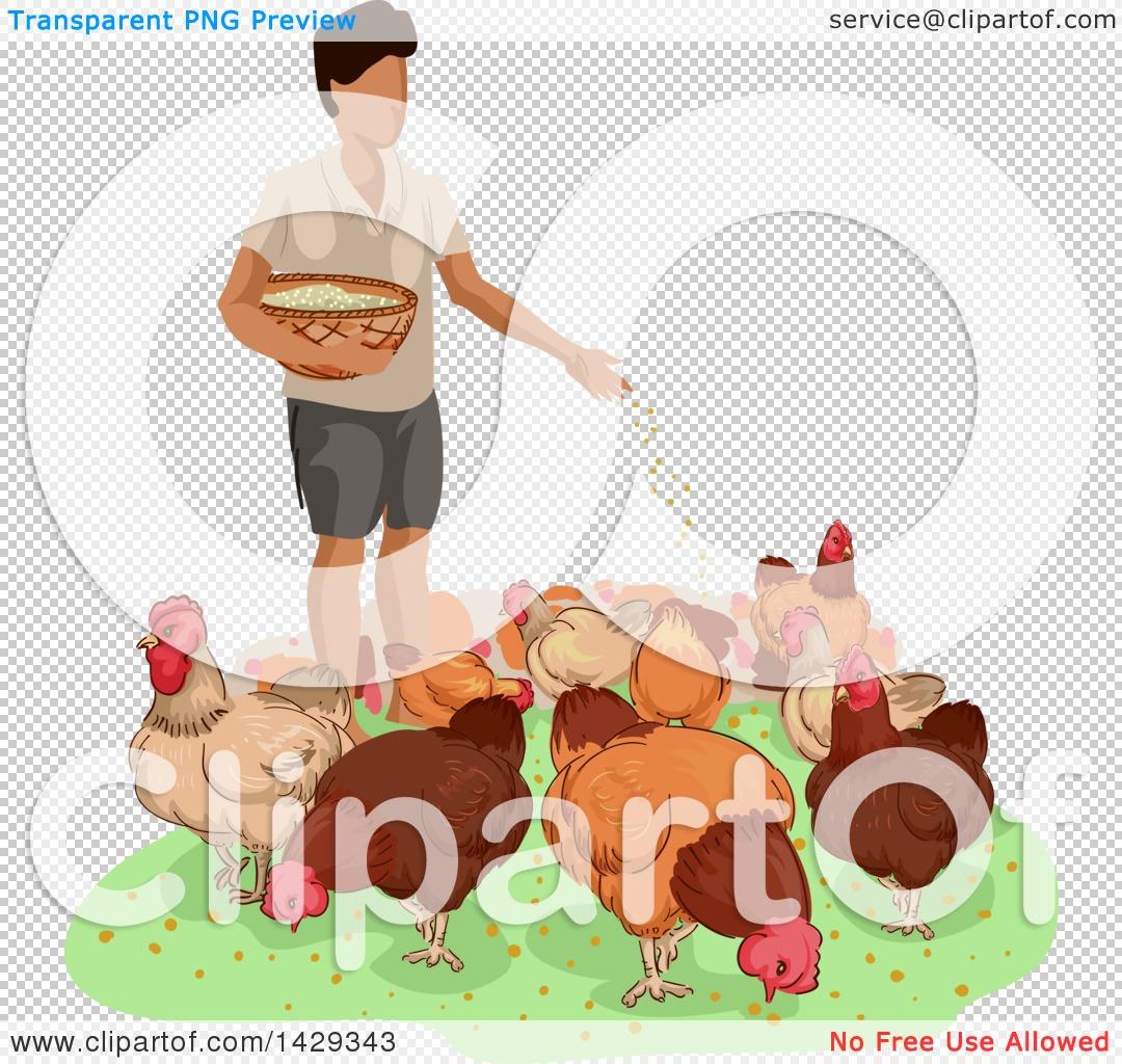 Feeding a group