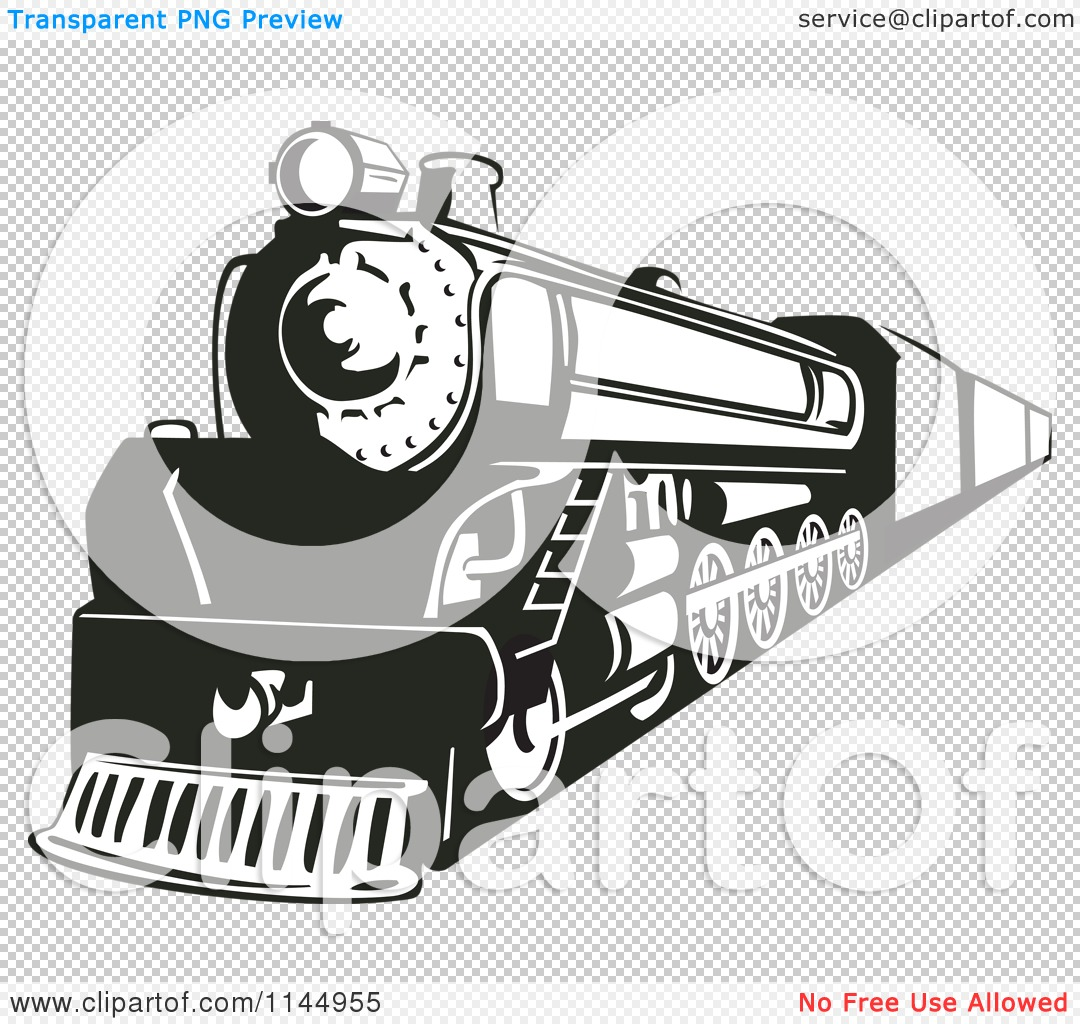 transparent background Train Clipart No Background