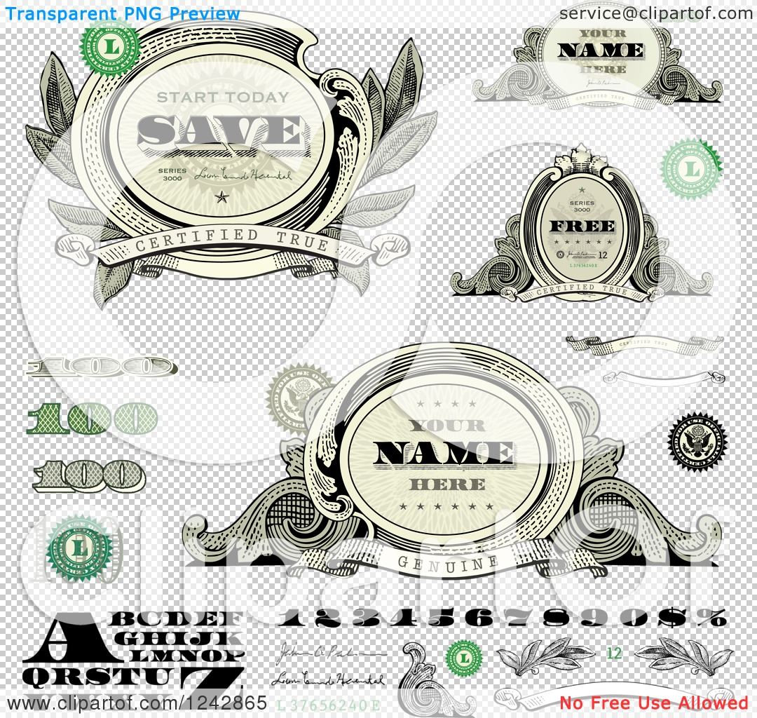 28 home design free money clipart of money design elements home design free money clipart of alphabet number and money design elements