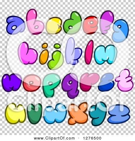 Colorful Bubble Letters Sasolo Annafora Co