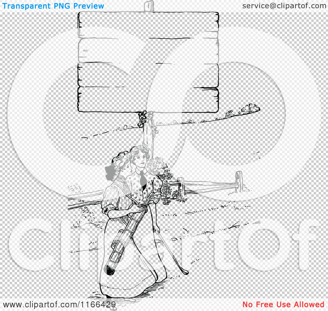 Female Golf Clip Art Black And White Royalty free clipart