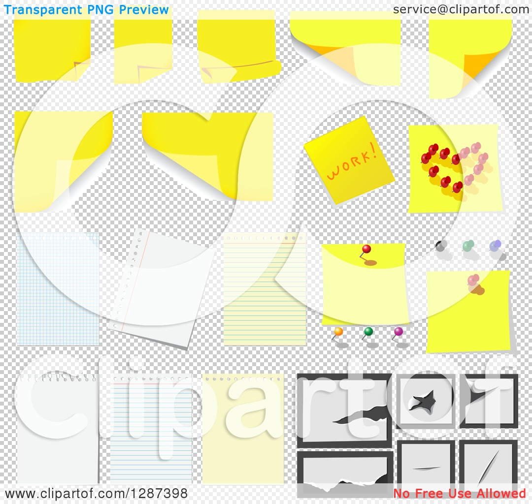 Free vector graphic sticky note note info paper free image on - Quick Notes Regarding This Illustration Png File Has A