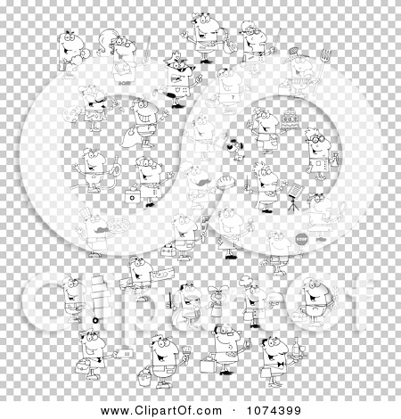 Transparent clip art background preview #COLLC1074399