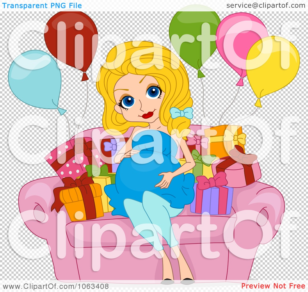 Clipart Pretty Pregnant Woman At Her Baby Shower Royalty Free Vector Illustration 10241063408 A teen models her very cool advocacy t shirt.