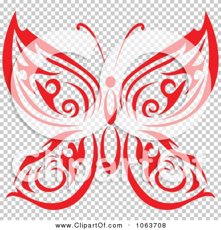 Tribal Butterflies.Vector Illustration Ready For Vinyl Cutting. Royalty  Free Cliparts, Vectors, And Stock Illustration. Image 8760359.