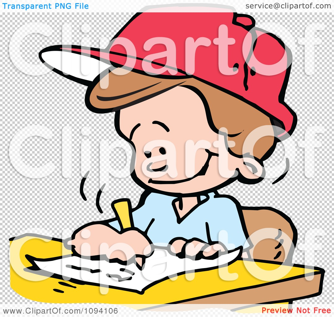 essay writing clipart illustrations