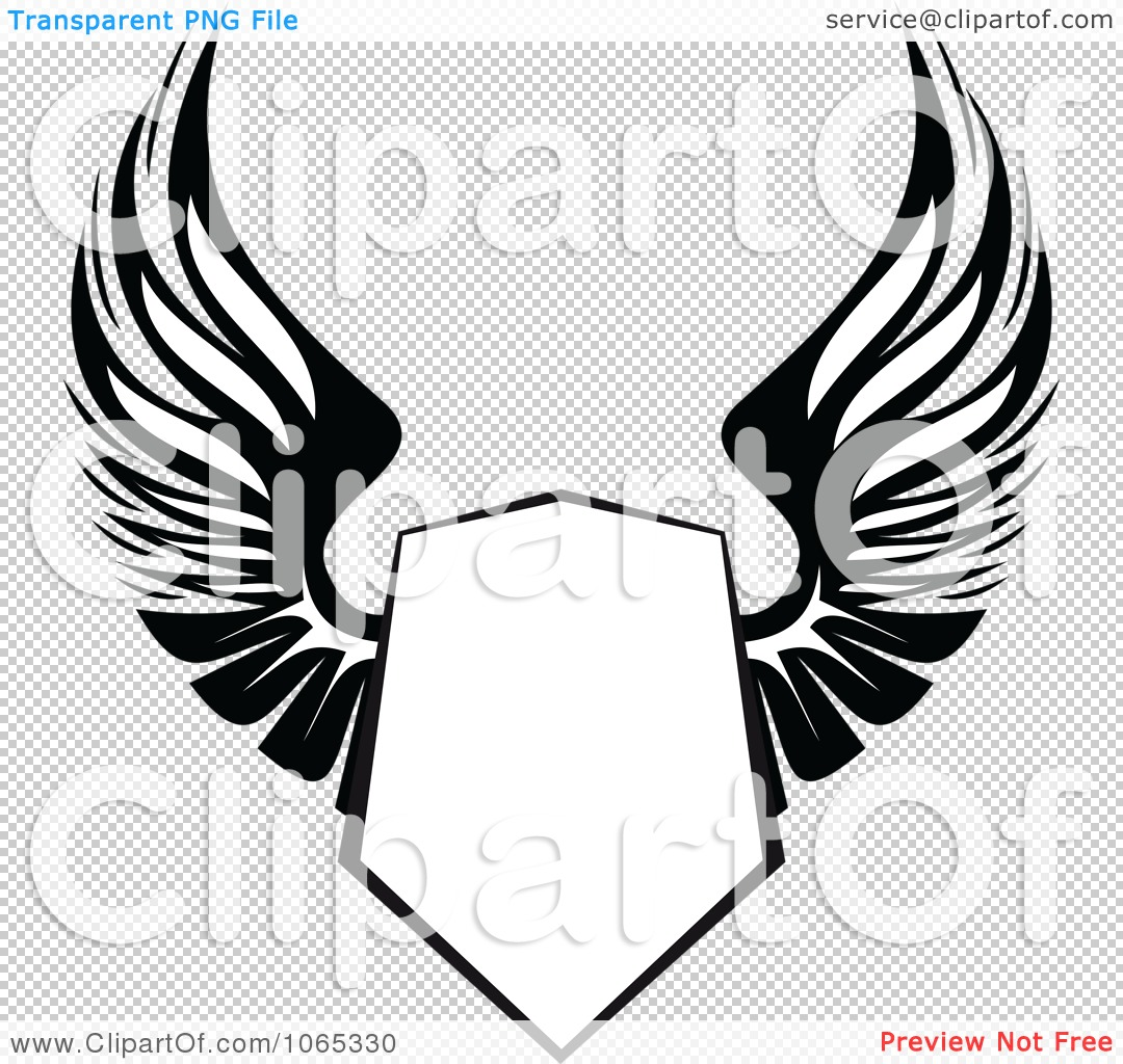 PNG file has a  Eagle Wings Clipart