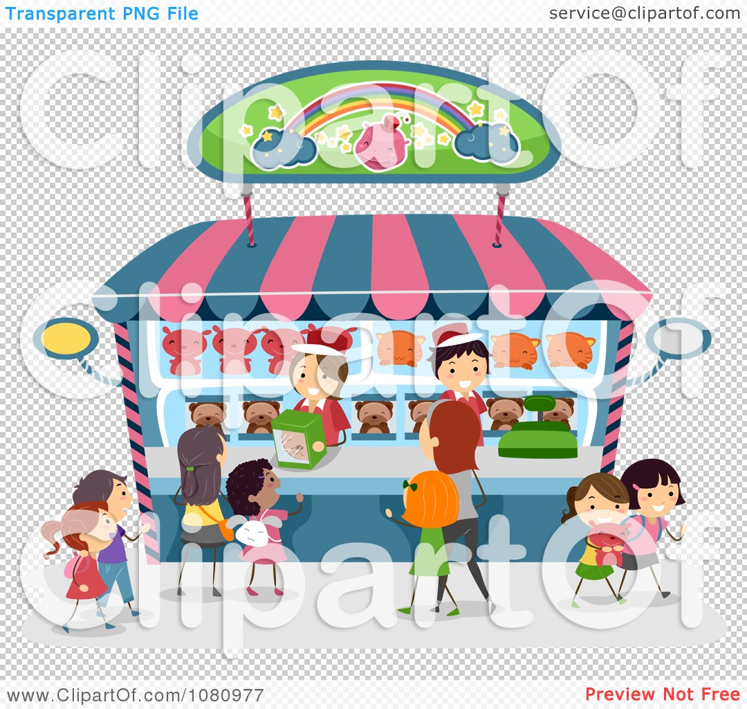 Toy Store Clipart
