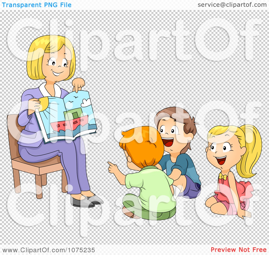 Christian Preschool Clip Art Royalty free clipart