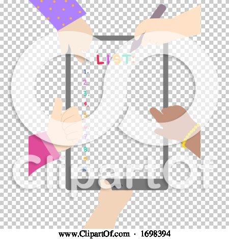 Transparent clip art background preview #COLLC1698394