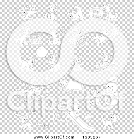 Transparent clip art background preview #COLLC1303267