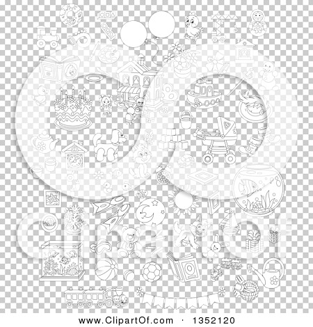 Transparent clip art background preview #COLLC1352120